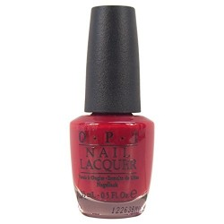 Lac de unghii OPI - NL A34 - QUARTER OF A CENT CHERRY - 15 ML