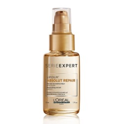 Ser profesional pentru par foarte deteriorat L'Oréal Professionnel Serie Expert Absolut Repair Lipidium, 50ml