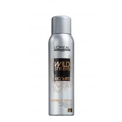 Fixativ cu pudra minerala L'Oréal Professionnel Wild Stylers Crepage De Chignon, 200ml