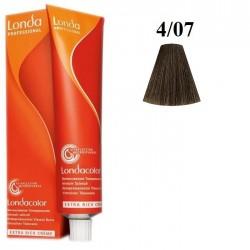 4/07- LondaColor - Vopsea fara amoniac - Nuantator - 60 ml