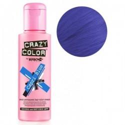 Nr. 44. - Capri Blue - Crazy Color - Vopsea de păr semipermanentă - 100 ml