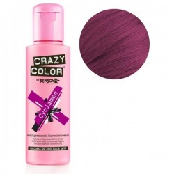 Nr. 41. - Cyclamen - Crazy Color - Vopsea de păr semipermanentă - 100 ml